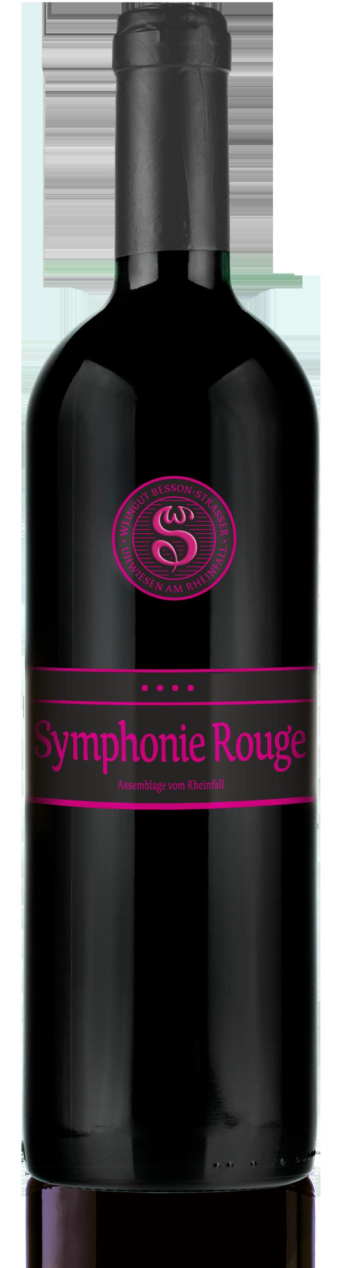 Symphonie Rouge 2018